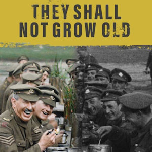 They Shall Not Grow Old in Manchester