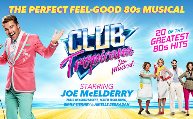 Ticket Offers in Manchester - Club Tropicana Manchester