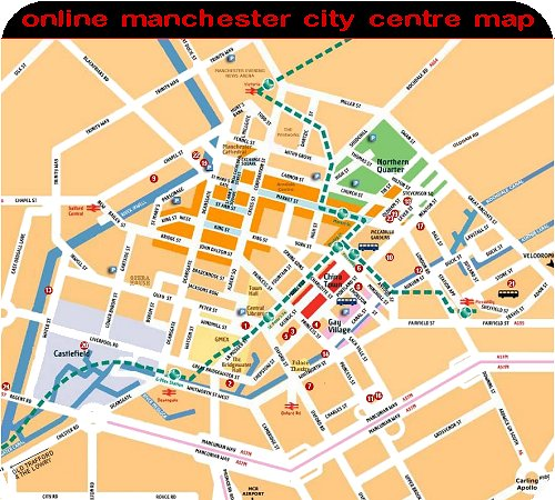 Pride Of Manchesters guide to the rockngoal capital of the world