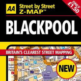 Get Your Handy Blackpool A-Z only £1.50!