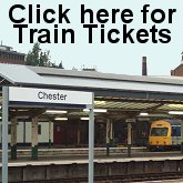 Book your train ticket to Chester