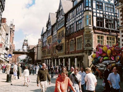 Chester Hotels - Chester City Centre