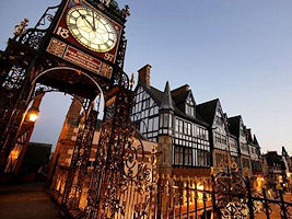 Chester Hotels - Grosvenor Hotel, Chester