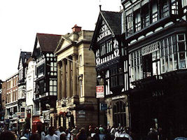 Chester Hotels - Chester City Centre, Tudor Buildings