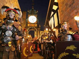 Chester Hotels - Romans In Chester City Centre