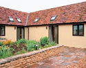 Cirencester accommodation -  Mid Terraced Barn