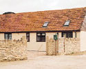 Cirencester accommodation -  Terraced Barn