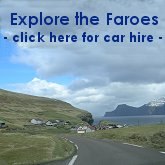 click here for car hire in the Faroe Islands