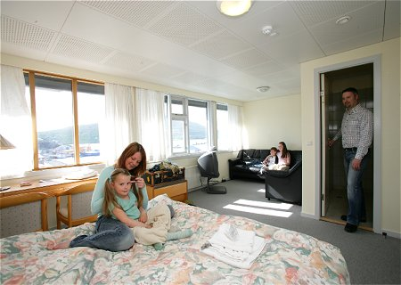 Hotel Runavik - the suite