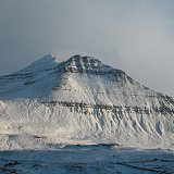 Slaettaratindur - the highest mountain in the Faroe Islands
