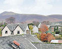 Keswick accommodation - Mountain View