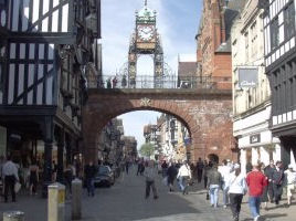 Hotels outside Liverpool - Chester City Centre