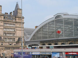 Liverpool Hotels Near Lime Street Station
