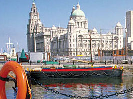 Liverpool Hotels - Liverpool Docks