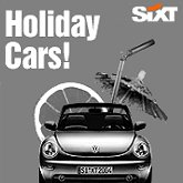 Holiday Cars from Sixt