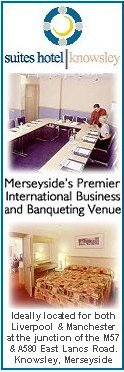 The Suites Hotel - Your first choice in the North West for business accommodation, conference and banqueting facilities - only 25 mins from Liverpool and  40 minutes from Manchester