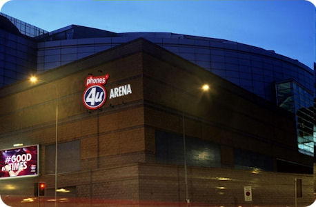 THE 10 CLOSEST Hotels to Manchester Arena - TripAdvisor