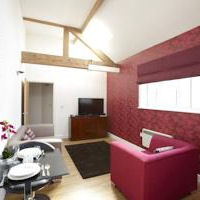 Hotels in the Northern Quarter Manchester - Blue Rainbow Aparthotel Manchester
