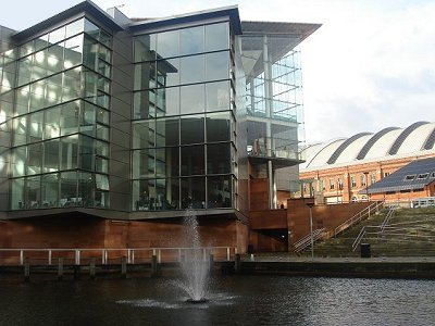 Hotels in Manchester - The Bridgewater Hall