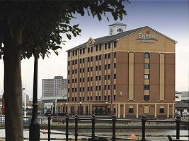 Express by Holiday Inn - Salford Quays