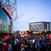 Old Trafford Hotels - Hotel Football Manchester
