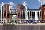 Manchester apartment hotels - Spinningfields