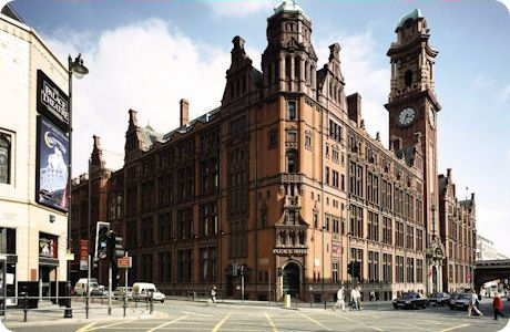 Manchester Hotels near The Palace Theatre