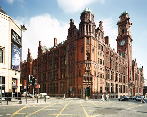 Hotels near The Palace Theatre Manchester - The Palace Hotel