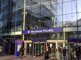 Hotels Near Manchester Piccadilly Station
