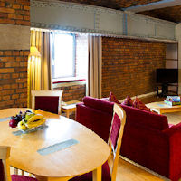 Hotels in Manchester - The Place Apartment Hotel Manchester
