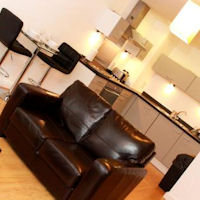 Old Trafford Hotels - Rotana Apartments Salford Quays