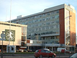 Manchester Hotels near University of Salford
