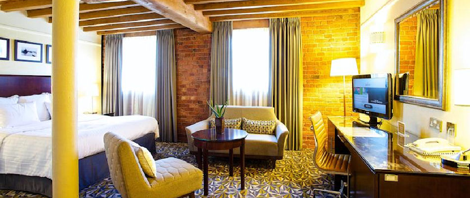 Hotels in Manchester - Marriott Hotel Manchester