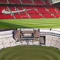 Old Trafford Football Stadium and Cricket Pitch