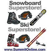 Summit Online Snowboard and Ski superstore