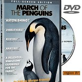 buy the March of the Penguins on DVD region 1