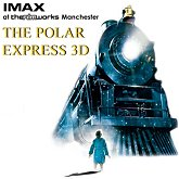 Polar Express 3D at the Printworks