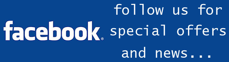 Follow us on Facebook for special offers and news...