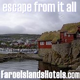 Hotels in the Faroe Islands