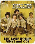 Buy rare Hollies music and memorabilia