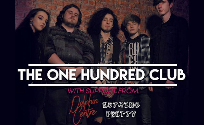 The One Hundred Club live in  Manchester