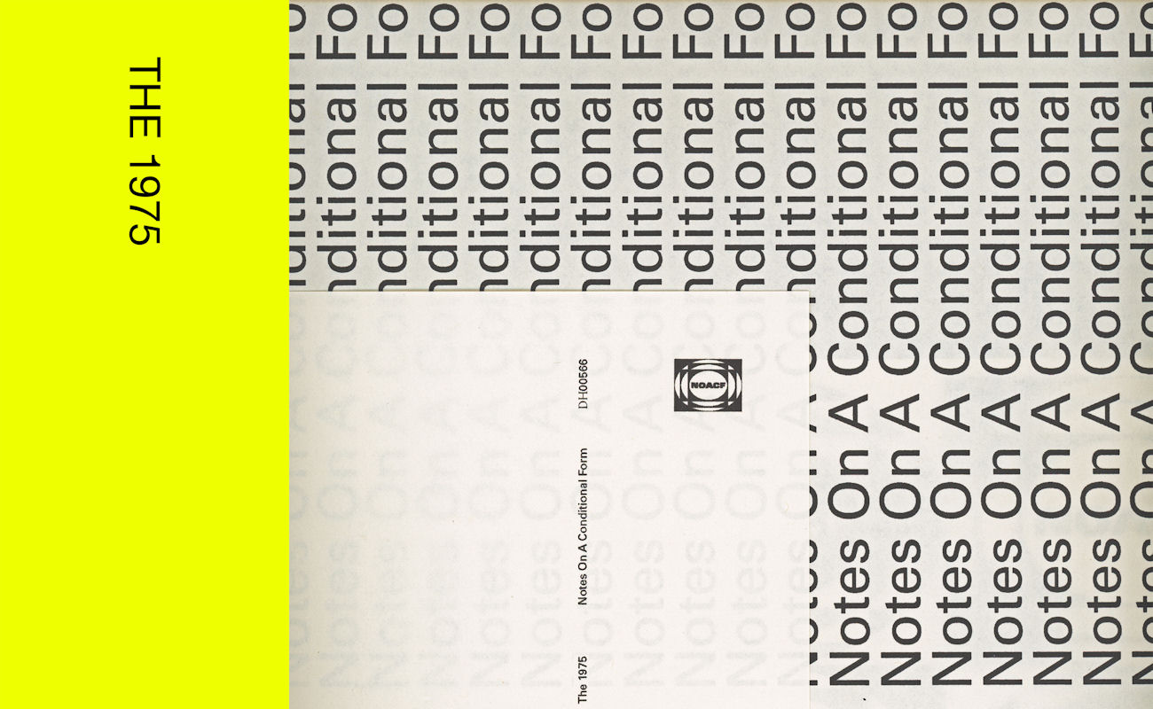 New Manchester Music Releases ~ The 1975
