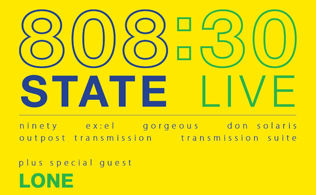 808 State Manchester