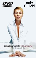 Lisa Stansfield - The Greatest Hits  - only £11.99 on region 2 DVD