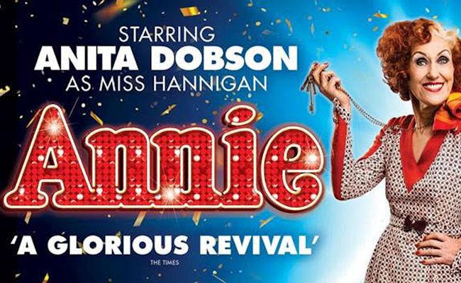 Manchester Theatres - Annie