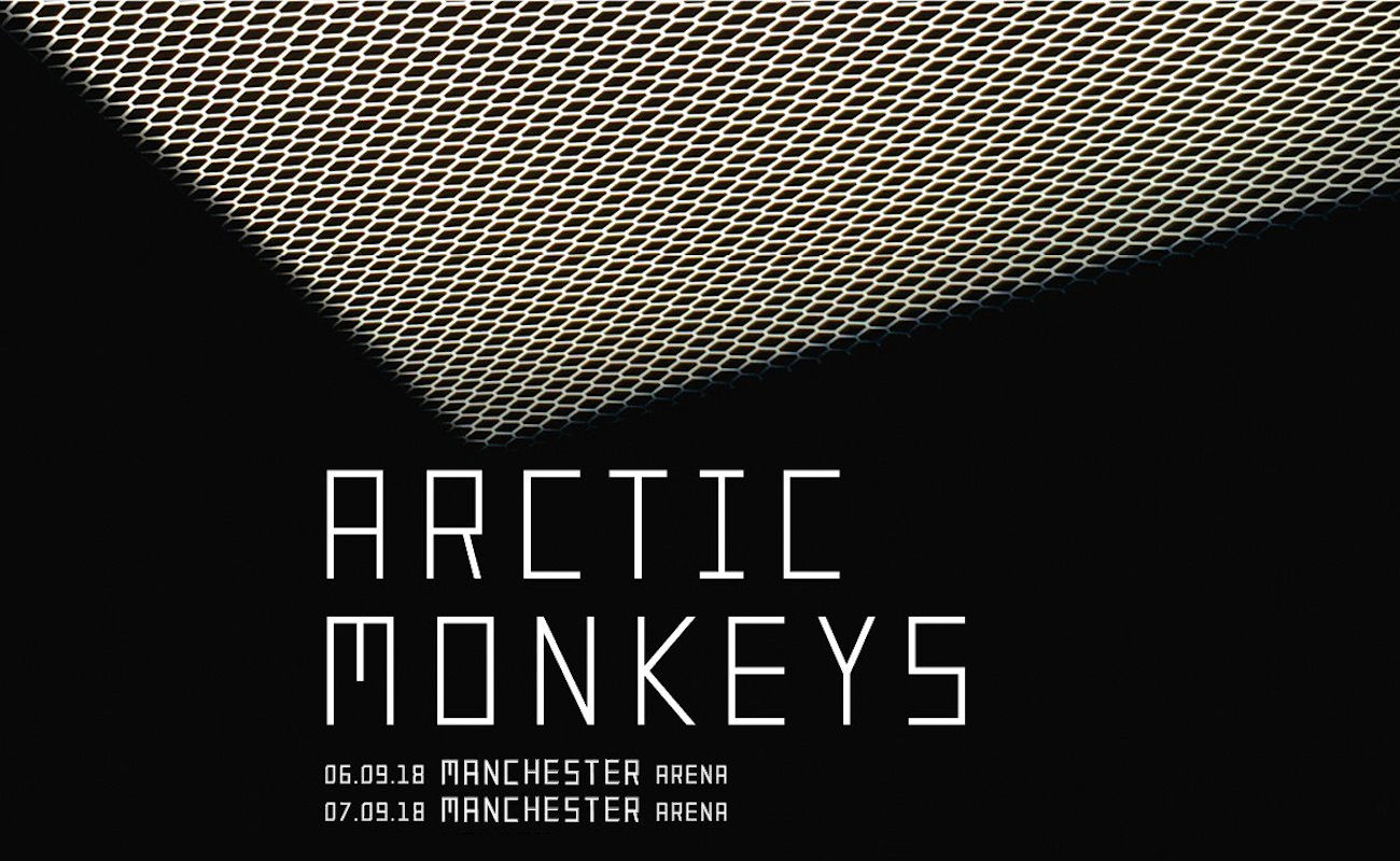 Arctic Monkeys in Manchester