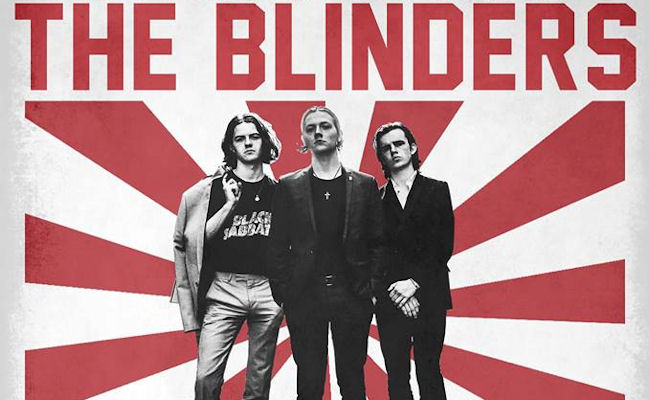 The Blinders live Manchester
