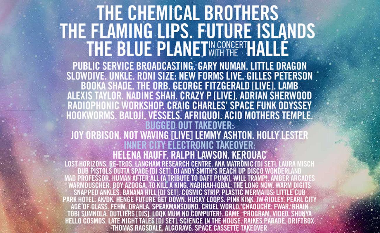 Blue Dot Festival Manchester