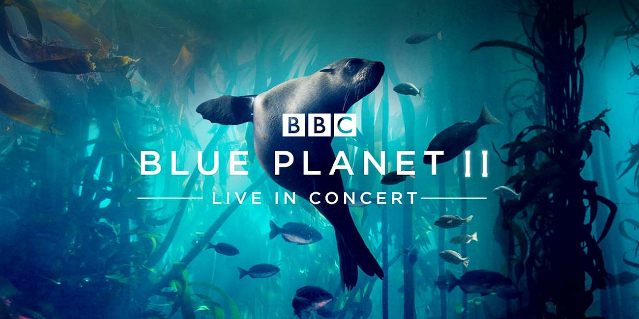 Blue Planet 2 in Manchester