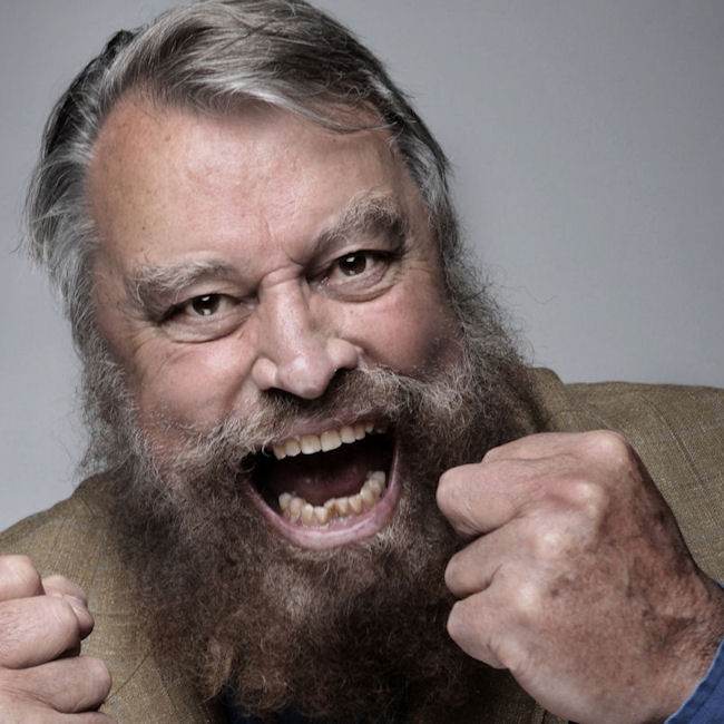 Manchester Restaurants - A Meal with Brian Blessed